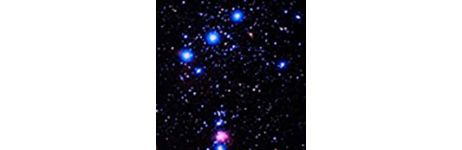 2009:  The Smudge on Orion's Belt