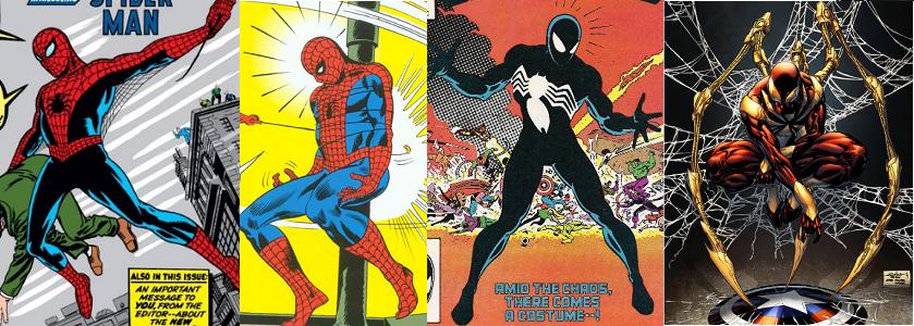 SpiderSuitCombo